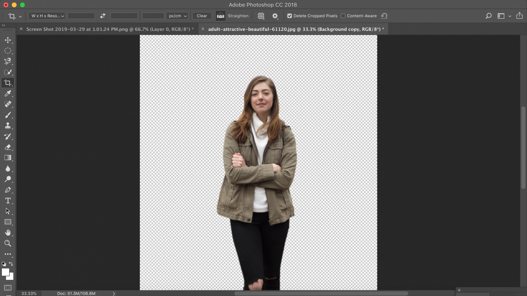 How to Smooth Edges in Photoshop: Photoshop Feather and Other Tools Image8