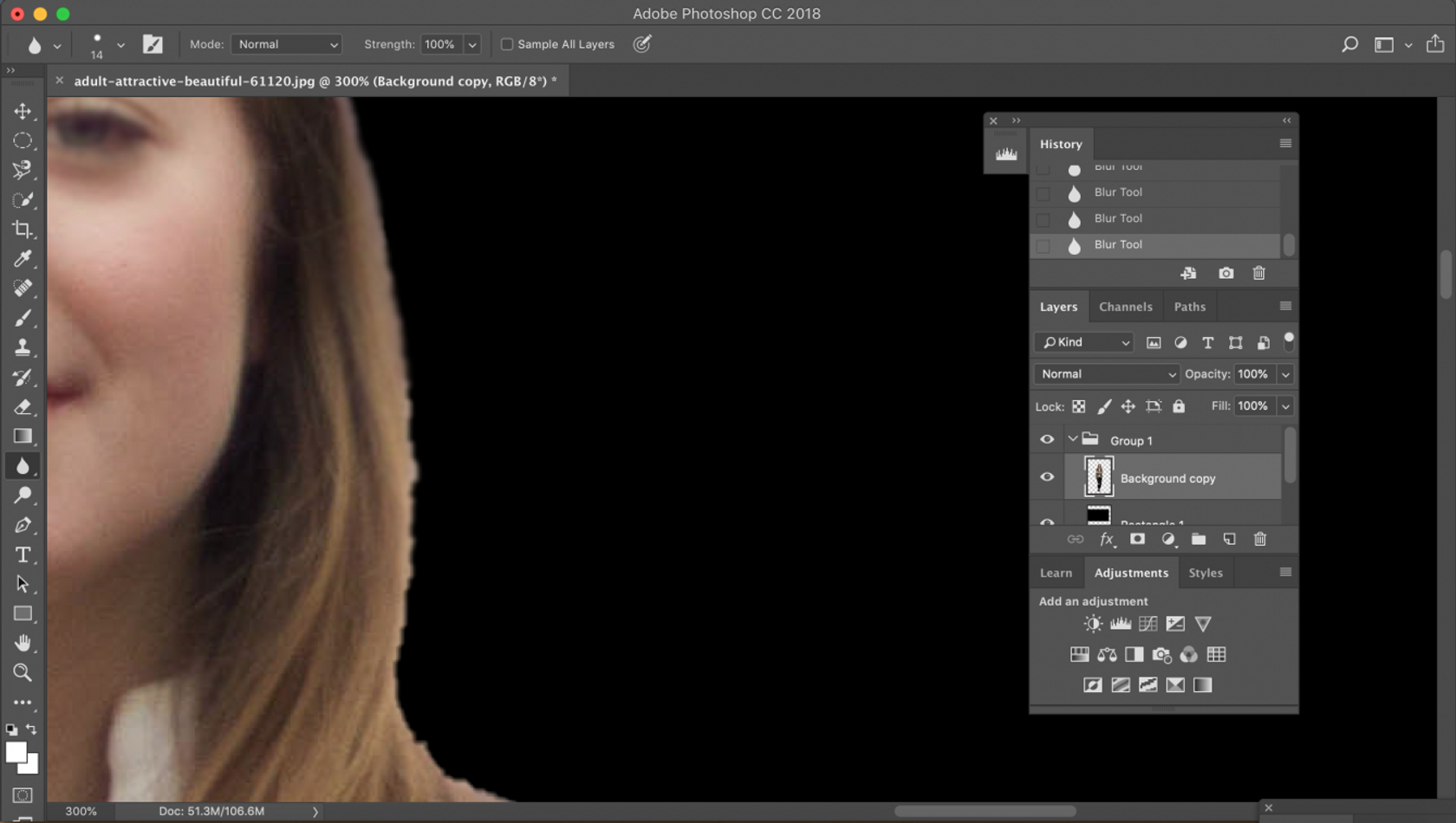 How to Smooth Edges in Photoshop: Photoshop Feather and Other Tools Image12