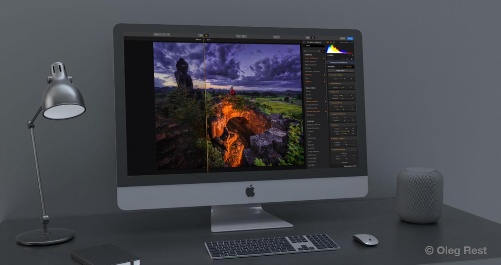 Luminar Flex 1 1 plugin update | Skylum Blog
