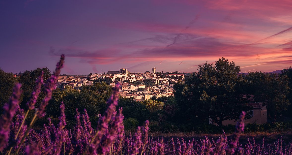 Best photography spots in Valensole by Jabi Sanz via @wearemacphun | Skylum Blog