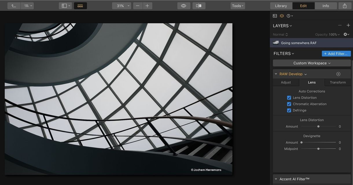 Luminar 3: A Powerful and Feature-Rich RAW Converter