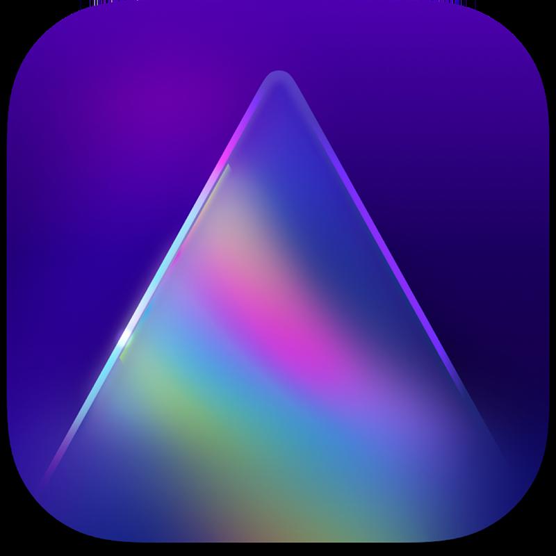 Luminar logo photo effects app