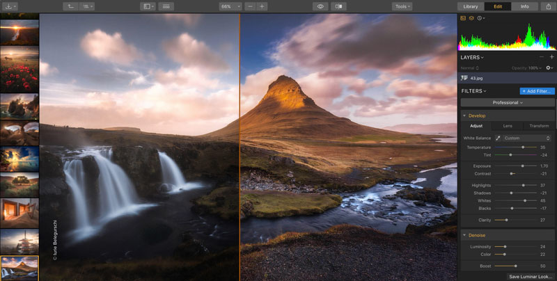 Click to view Luminar 3.0.1 screenshot